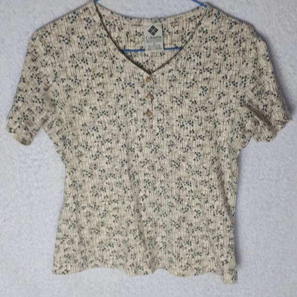 🍒3/$25🍒Columbia women short sleeve top